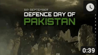 The Defence Day for PTV Network - Promo